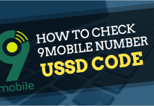 How check Etisalat number - Code to check 9mobile number