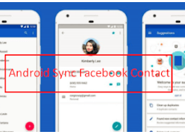 In this overview, we're merely most likely to tell you the best ways to sync your Facebook contacts with your Android phone - which is utilized to be truly really simple till Facebook altered their API as well as made it practically impossible to sync call listings. Sync Contacts on Facebook Facebook has gone from being simply another social media network to a vital get in touch with device for both job and enjoyment. Fortunately it's really simple to sync your Facebook contacts with any Android gadget. Sync Contacts From Facebook1. On your phone most likely to your SETTINGS menu. 2. There will certainly be an 'add account' or 'clouds and accounts' alternative. Sync Contacts on Facebook 3. You should see Facebook on the list of accounts. Either inspect package or tap 'sync' and also your Facebook get in touches with ought to then appear in your phone get in touch with list. Sync Contacts on Facebook There must additionally be options to sync schedule, schedule and Facebook feed for maximum combination. If you don't see Facebook in the listing of accounts you will certainly need to set up the application from play store and then follow the actions above. If you discover that there are matches of specific contacts, you could use CRA's de-duplication option to clean up your call checklist.
