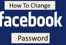 How to Change Your Facebook Password | Change FB Password