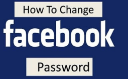 How to Change Your Facebook Password | Change FB Password