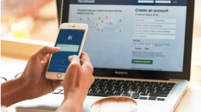 Facebook account sign up with mobile number