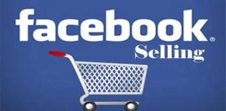 Facebook-Selling