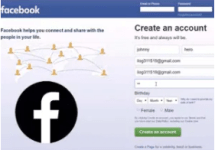 Facebook Sign Up New Account – Create New Facebook Account