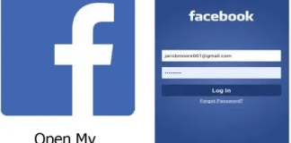 Open My Facebook Pls – Facebook Login