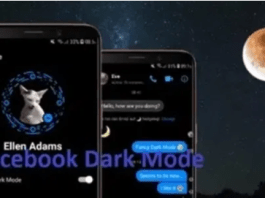 How to Enable The Night Mode On Facebook