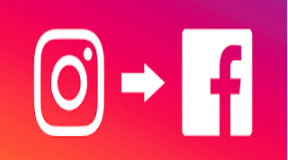 Fbook with Instagram