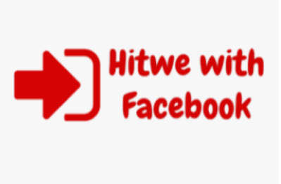 Hitwe Login With Facebook Account