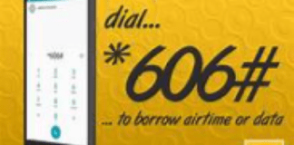 Loan Airtime from MTN