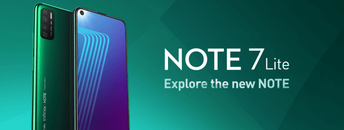 INFINIX Note 7 Lite Price In Nigeria - Analysis and Specs