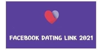 Facebook Dating Link- Facebook Dating App   Dating on Facebook 2021