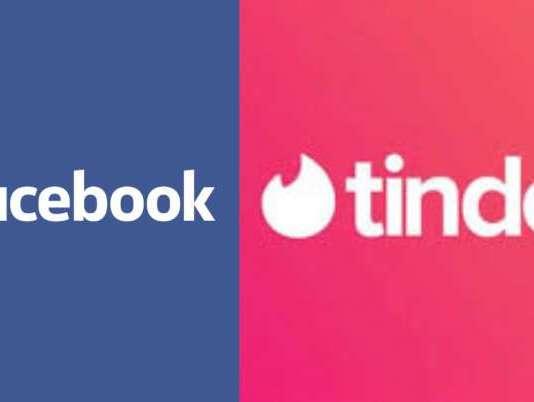 Fbook and Tinder