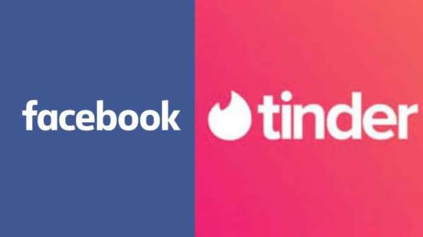 Fbook and Tinder