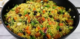 Nigeria Fried Rice