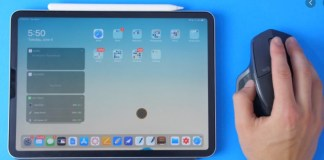 How to use Mouse with iPad