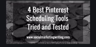 Five Pinterest Scheduler Tools to Try - Pinterest Scheduler Tools to Try