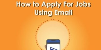 How to Apply for Jobs Using Your Email