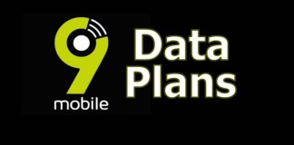9mobile - Ways on how to Check your 9mobile Data Balance