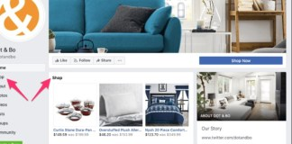 Facebook Marketplace and how to apply for Facebook Marketplace Shop