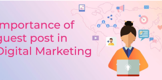 Importance of guest post in digital marketing