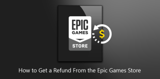 How to Get an Epic Games Refund