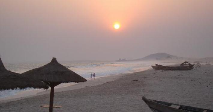 Ghana bojo beach