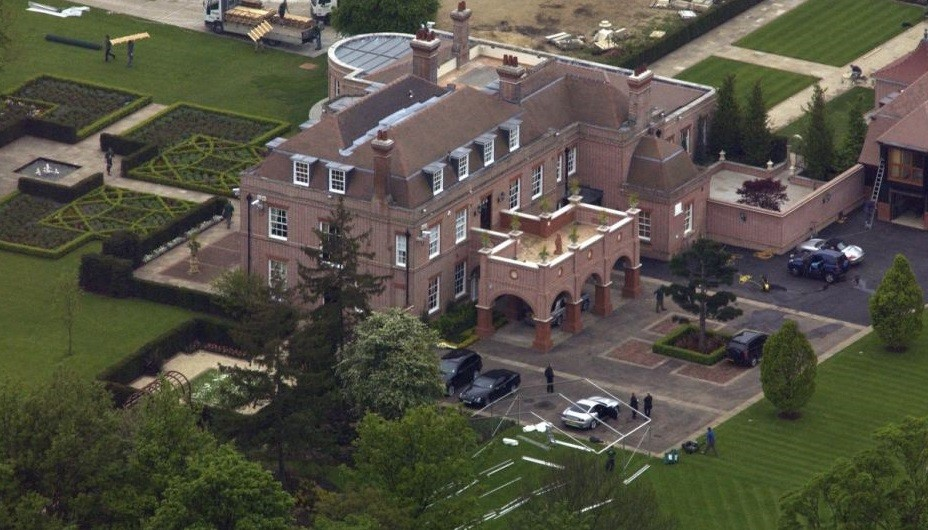 Didier Drogba Tops List Of Most Expensive Footballers Homes