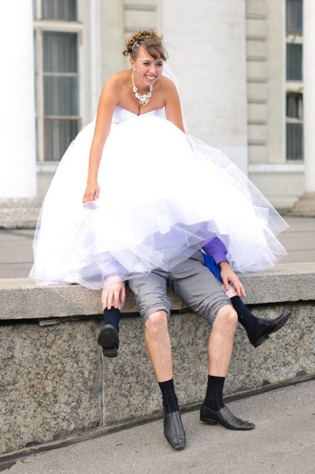 düğün fotolar komik çok