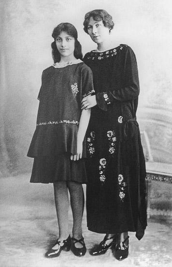 Noor Inayat Khan Aile