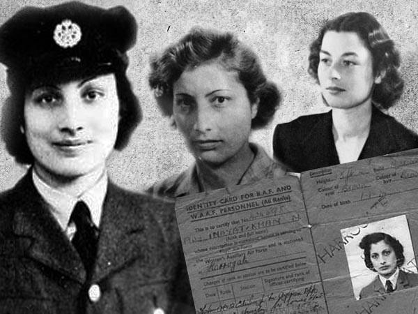 Noor Inayat Khan ingiliz Ajani