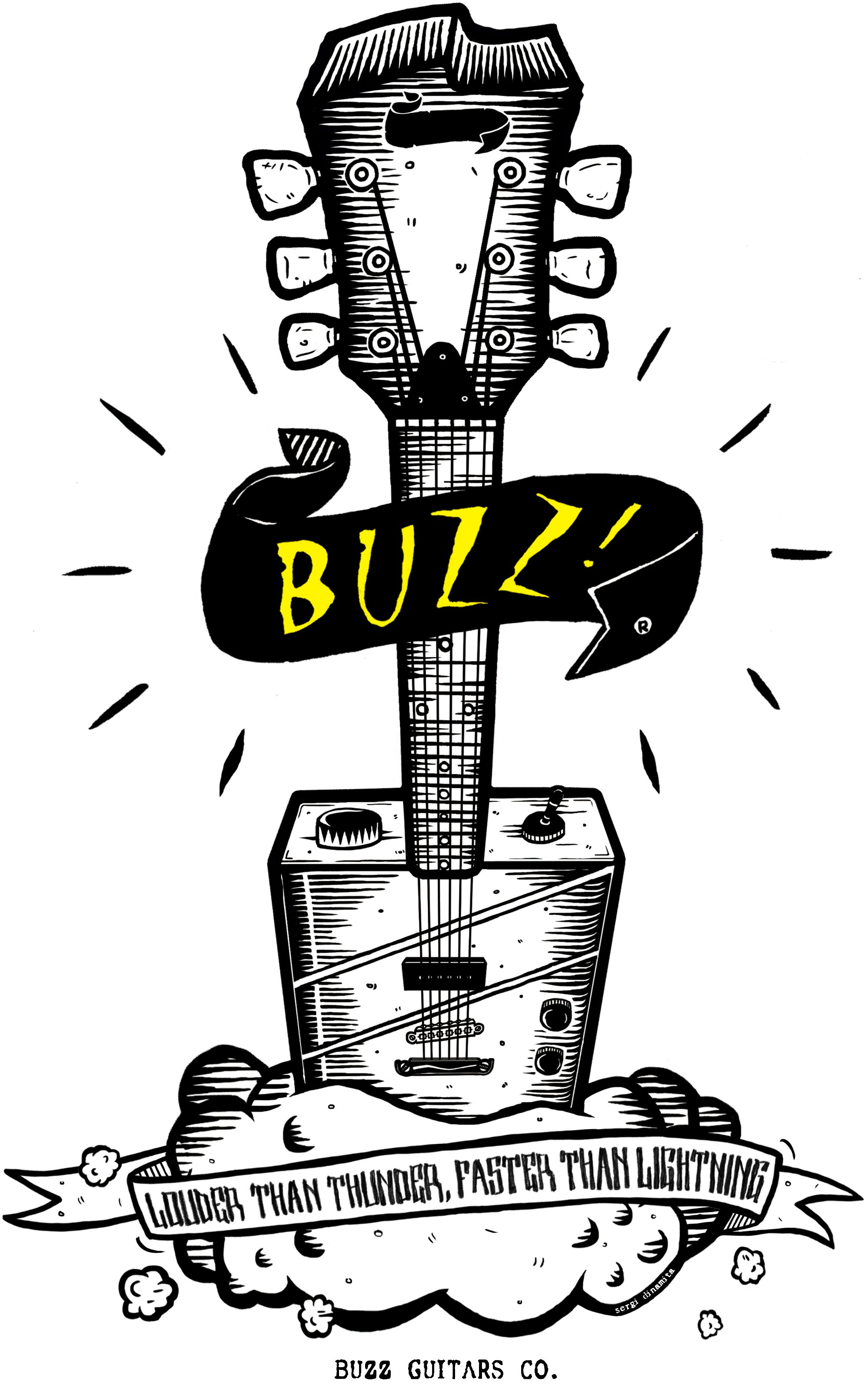 Bass Guitars Buzz Guitars