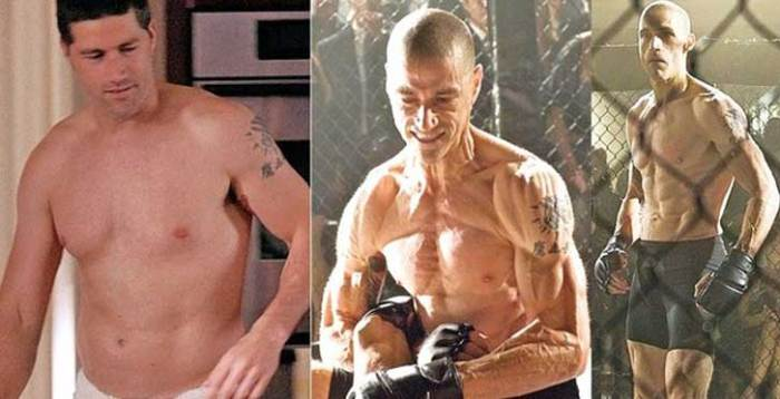 Matthew Fox trained for 5 months for the lead part in 2012's Alex Cross