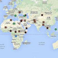 Guerres, révolutions, tensions : les principaux conflits dans le monde en 2014