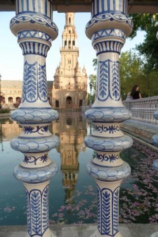 La Plaza España (Crédit: Elsa Hellemans)