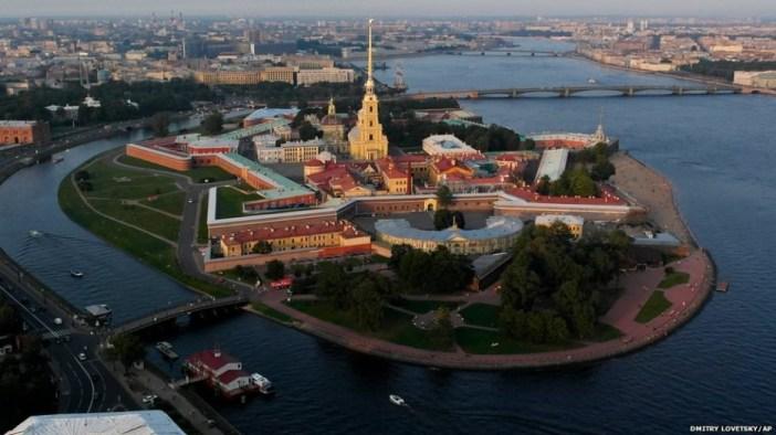 サンクトペテルブルク ロシア (2)