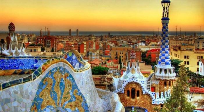 バルセロナ スペイン (1)