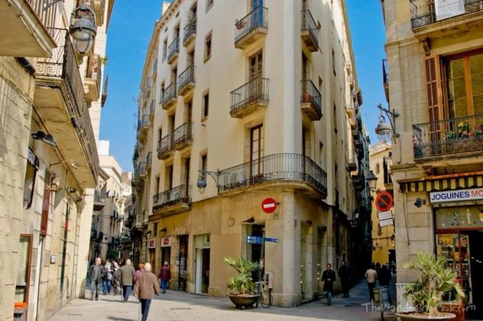 バルセロナ スペイン (3)