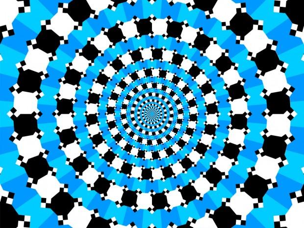 錯覚実験 (4)