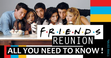 friends reunion 2020