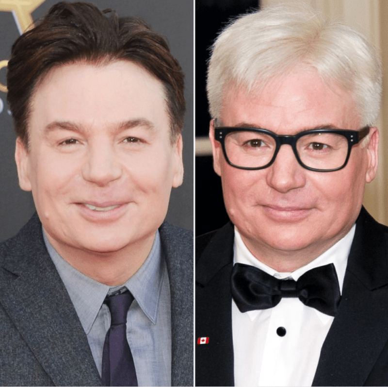 Mike Myers - Rudest and meanest Celebrities