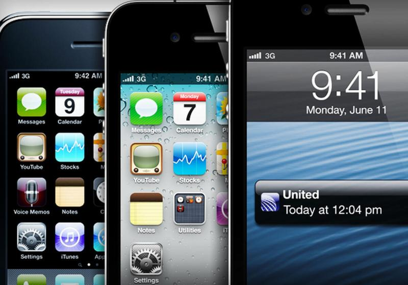 Apps on your smartphone / device