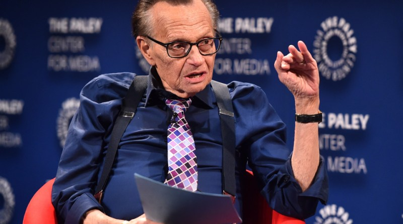 larry king dies