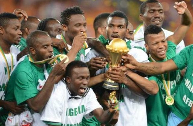 Image result for Pictures of Super Eagles