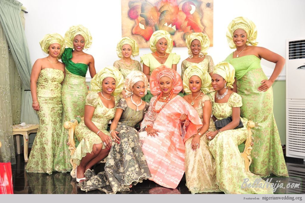 12 Funny Things That Happen At Nigerian Weddings