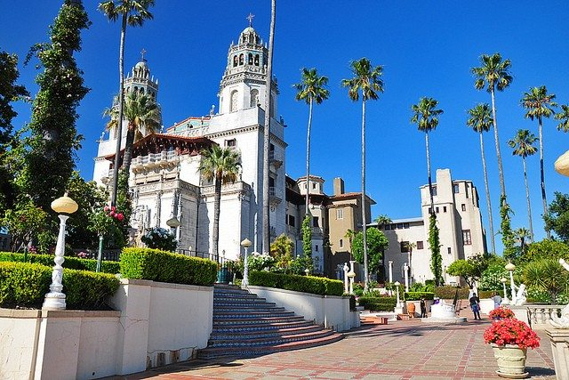 hearst mansion