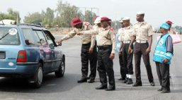 Image result for FRSC seeks to reduce accidents through speed limiter devices