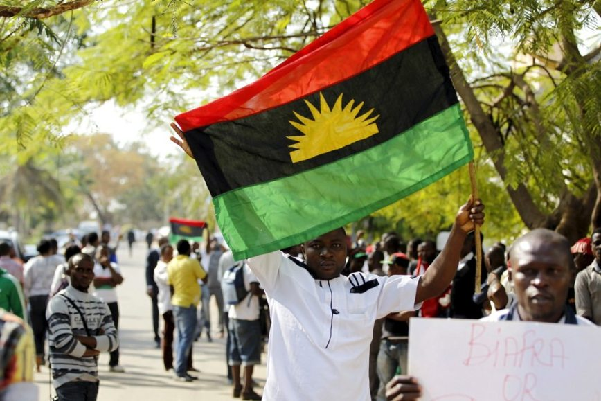 IPOB SPITS FIRE!!! NOW WE KNOW WHO OUR BROTHERS ARE - EBONYI PEOPLE ARE FAKE IGBOS