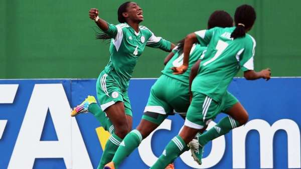 Super Falcons Beat South Africa 1-0 Qualify For AWCON 2016 ...