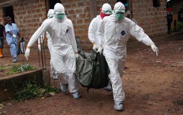 Second Ebola Case