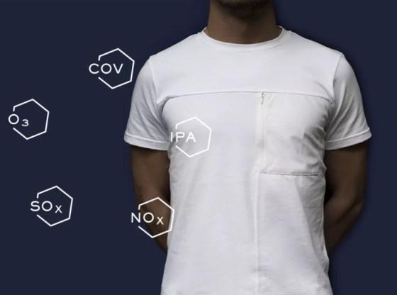 repair t-shirt
