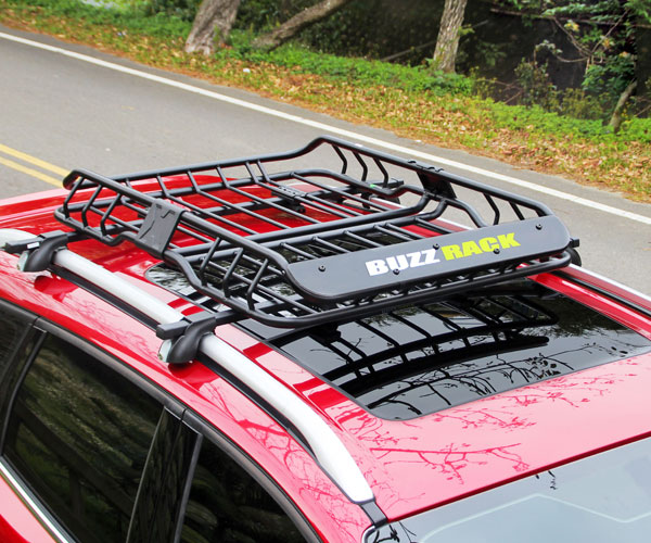 Wind Noise Roof Rack